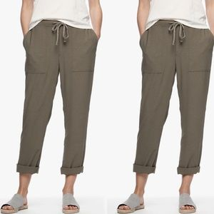 James Perse   Double Layer Utility Pants